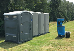 PORTABLES AND WASHING STATIONS